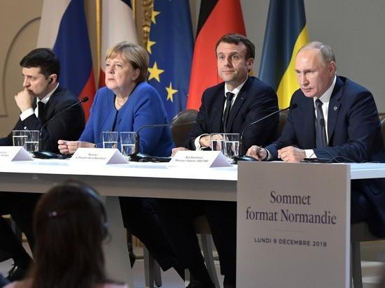 """Зеленский рассказал о переговорах с Путиным: """"масла вообще нет"""""""