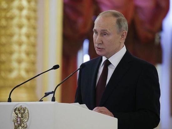 Путин объяснил, как он приготовился перестать быть президентом