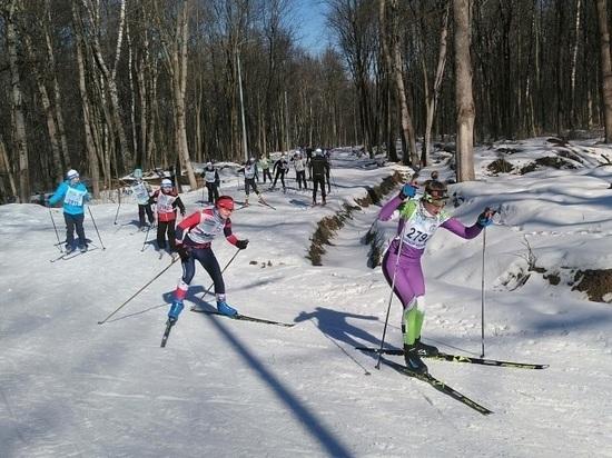 «Лыжня России»: три медали приехали в Серпухов