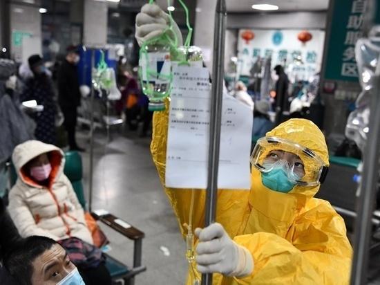 На Белгородчине зафиксирован первый случай заболевания коронавирусом