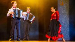 Гимн красоте: в Хабаровске прошёл концерт посвящённый женщинам