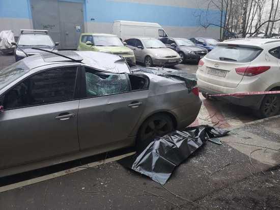 На северо-западе Москвы погиб подросток