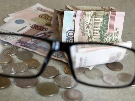 Пенсии пообещали проиндексировать, несмотря на падение рубля