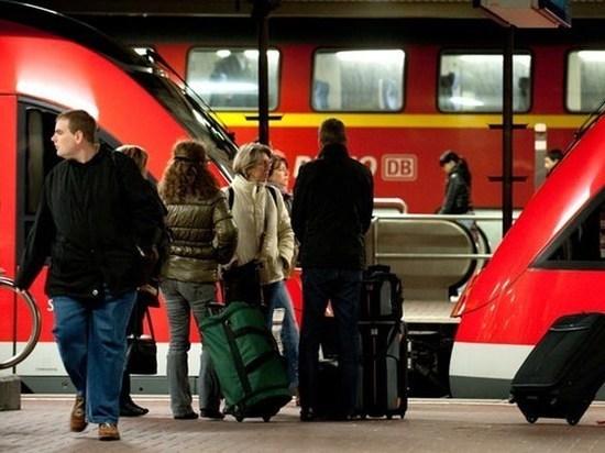 В Германии подешевеют билеты на региональные поезда