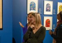 Более 100 тысяч человек посетило выставку марка шагала в музее «Новый Иерусалим»