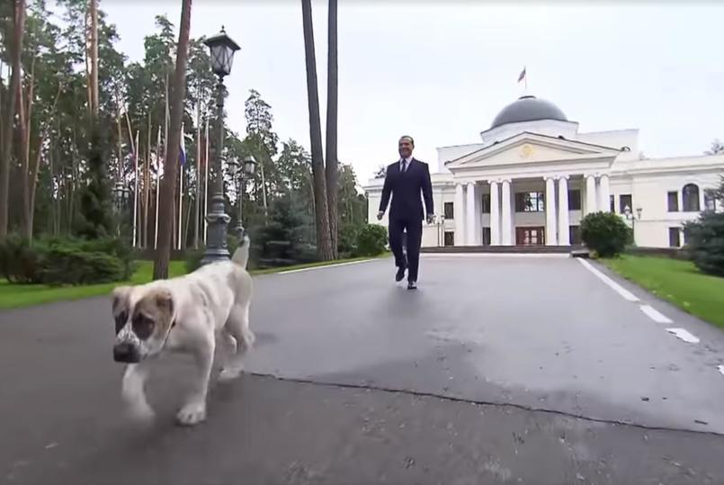 Путин придумал, чем займется Медведев в Совете Безопасности