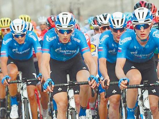 Российская команда велогонщиков застряла в ОАЭ из-за коронавируса