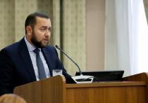 Пост министра природы Приангарья покинул Андрей Крючков