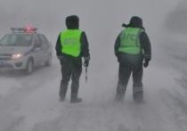 Подборка страшных аварий на зимних алтайских дорогах