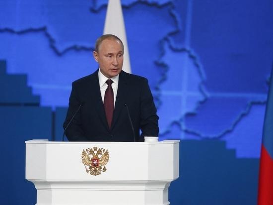 Путин назвал чушью слова Зеленского об освободивших Освенцим украинцах