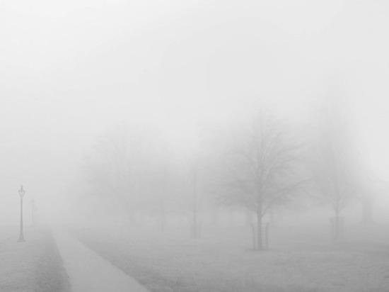 Сильный туман окутал Нижний Новгород 10 марта - МК Нижний Новгород