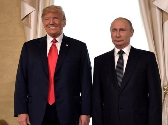 Трамп не приедет в Москву на 9 мая