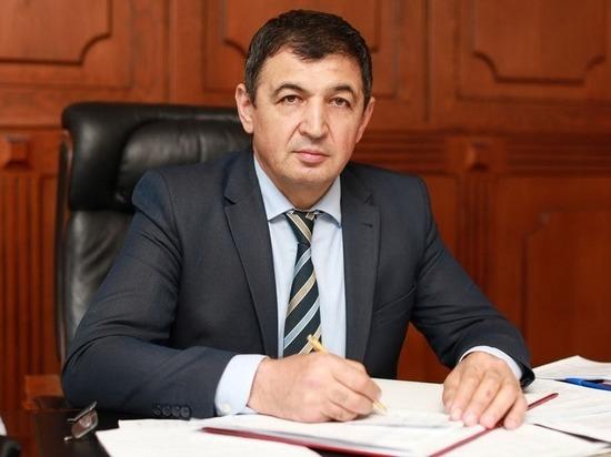 Глава Ахтынского района отправлен под домашний арест