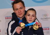 Пермские фигуристы Аполлинария Панфилова и Дмитрий Рылов стали чемпионами мира среди юниоров