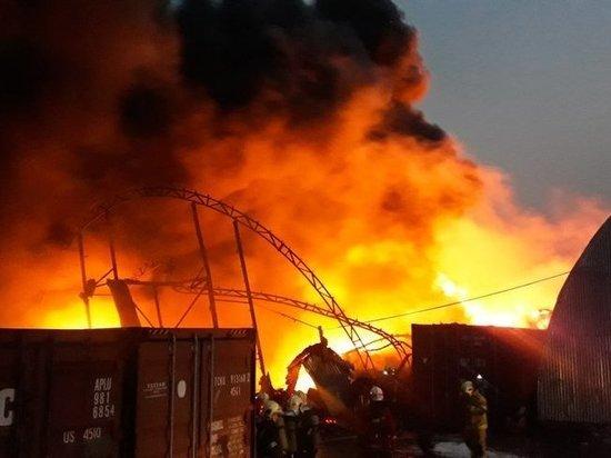 В Москве резко увеличилось число пожаров