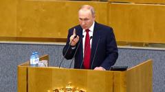 "Мимика Терешковой и Путина при ""обнулении президентских сроков"" попала на видео"