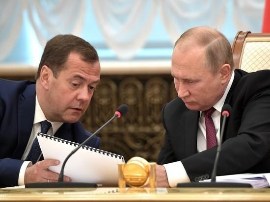 Медведев прокомментировал обнуление сроков Путина