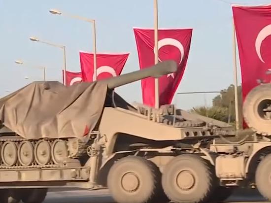 Источник: Турция отводит тяжелое вооружение в Идлибе