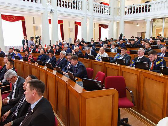 Народный Хурал Бурятии принял ряд важных социальных законов