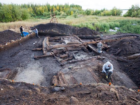 «Златокипящая Мангазея: 10лет находок иудивительных открытий»