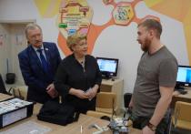 Депутат Инна Лосева и её коллеги рассмотрели ряд актуальных тем