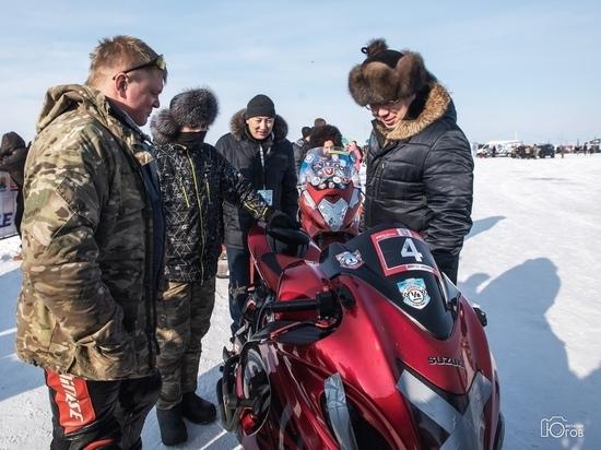 Мотоциклист Моисеев стал единственным представителем Бурятии на фестивале «Байкальская миля»