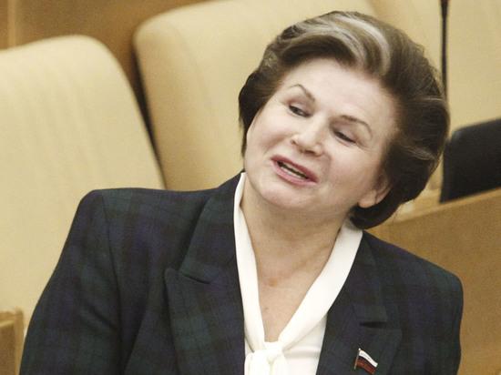 Терешкова объяснила, почему предложила обнулить президентские сроки Путина