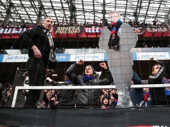 ЦСКА и «Спартак» потеряют более 100 миллионов на матчах без зрителей