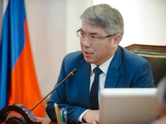Глава Бурятии Алексей Цыденов - однопартийцам: сами выбрали, сами и терпите