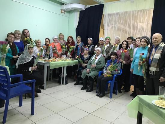 В Серпухове чествовали женщин Татарского культурного центра