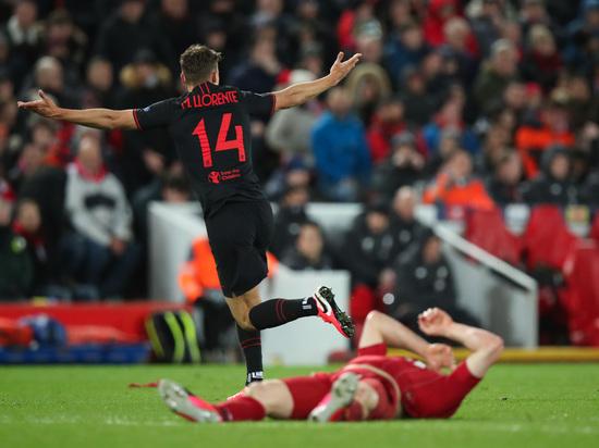 Чудо на «Энфилде»: «Атлетико» оставил «Ливерпуль» без Лиги чемпионов