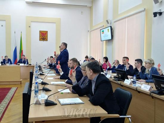 Забайкальский парламент поддержал поправки в Конституцию России