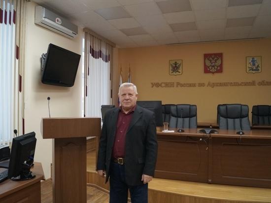 Ветеран УФСИН рассказал о работе в колониях Поморья в 70-90-х гг
