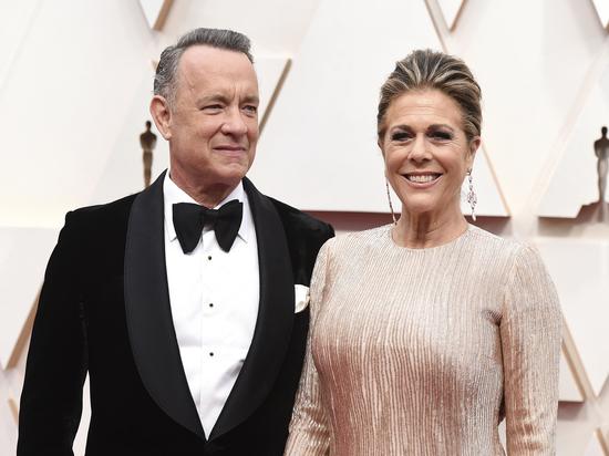 Сын Тома Хэнкса рассказал о состоянии больного коронавирусом актера