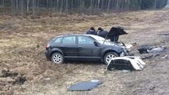 """Опубликовано видео аварии на трассе """"Скандинавия"""""""