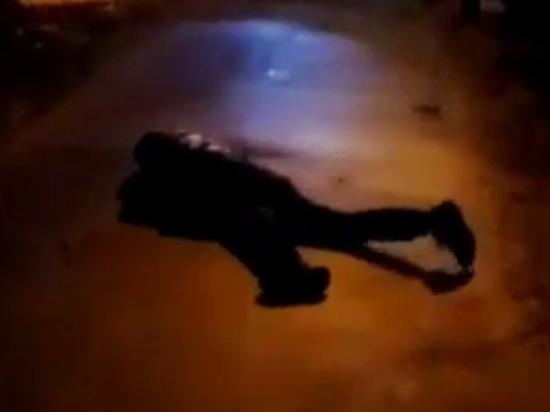 Скончался хулиган, кричавший «Аллах акбар» и подстреленный полицейскими в Москве