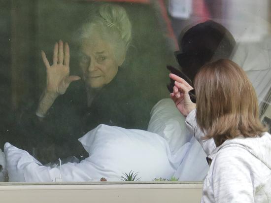 Коронавирус в США грозит катастрофой из-за домов престарелых и бомжей