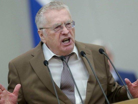 Жириновский потребовал изолировать депутата Катасонова: «Умирать есть основания?»