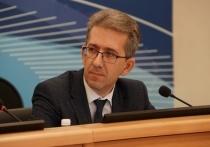 Представитель губернатора в Заксобрании Приангарья Роман Буянов покинул пост