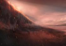 Астрономы нашли планету, где идет железный дождь