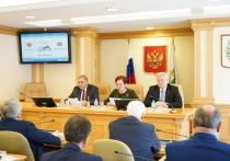 Томские «левые» воздержались при голосовании за поправки в Конституцию