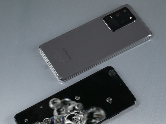 В РФ стартовали продажи смартфонов линейки Samsung Galaxy S20