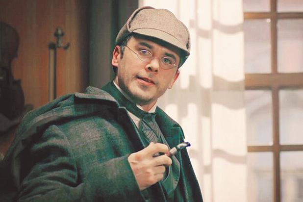 Максим Матвеев сыграет Шерлока Холмса