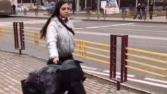 Провокационная БДСМ-акция на Кургане Бессмертия в Брянске