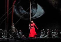 Мет-опера показала новую постановку «Летучего голландца»