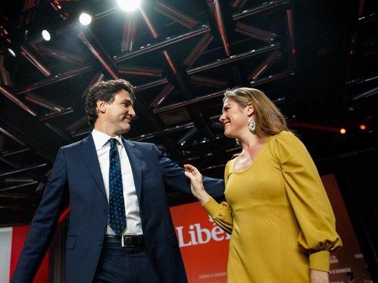 СМИ сообщили, что коронавирус подтвержден у жены премьера Канады