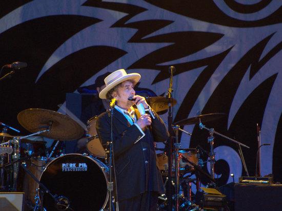 В Японии коронавирус помешал проведению концертного тура Боба Дилана