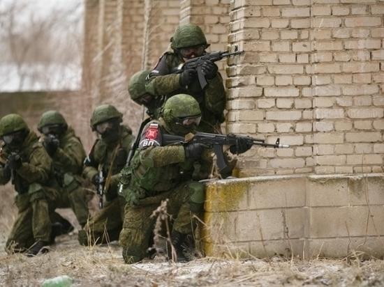 В Волгограде проводятся антитеррористические учения