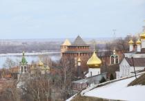Снегопад обещают в Нижнем Новгороде 15 марта