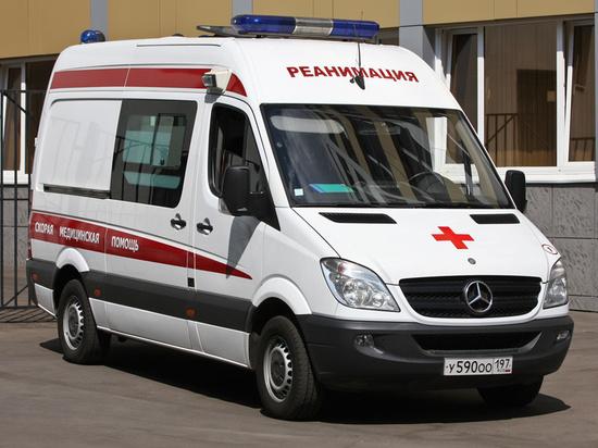 В Подмосковье подросток умер от отравления прямо на улице